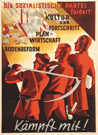Anonym - Sozialistische Partei
