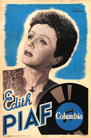 Girbal Atelier - Edith Piaf