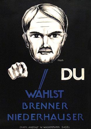 Hosch Paul - Brenner Niederhauser