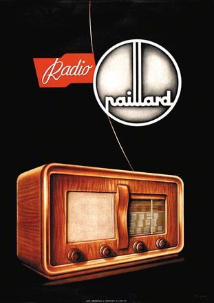 Zulauf Walter - Radio Paillard