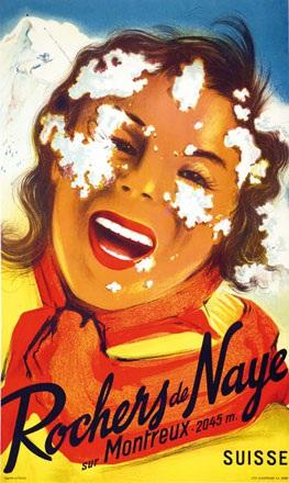 Anonym - Rochers de Naye