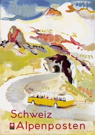 Hegetschweiler Max - Schweiz Alpenposten