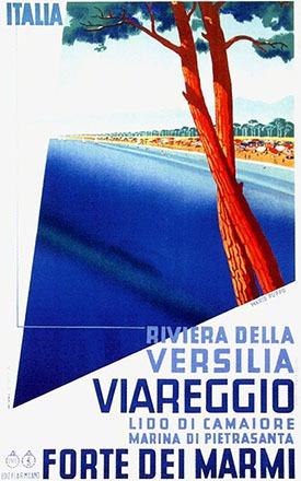 Puppo Mario - Viareggio - Riviera della Versilia