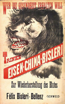 Anonym - Eisen-China-Bisleri