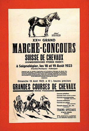 Anonym - Marché-Concours
