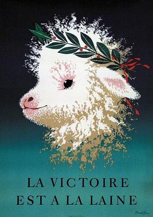 Brun Donald - La victoire est la laine