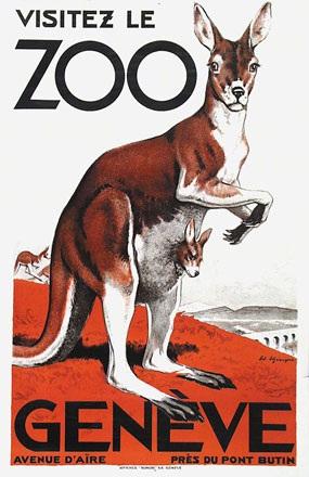 Elzingre Edouard - Zoo Genève