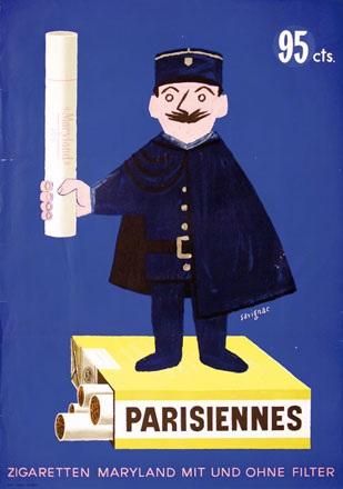 Savignac Raymond - Parisiennes