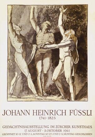 Anonym - Johann Heinrich Füssli