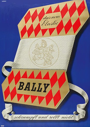 Handschin Johannes - Bally