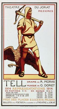 Morax Jean - Tell