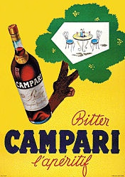 Rolly Hanspeter - Campari