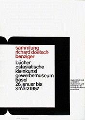 Ruder Emil - Sammlung Richard Doetsch-Benzinger