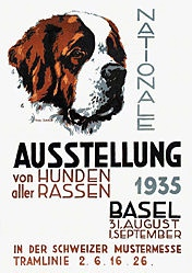 Schmitt Hans - Ausstellung von Hunden