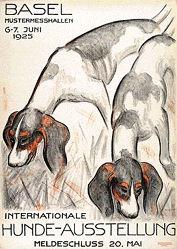 Schott Ferdinand - Hunde-Ausstellung