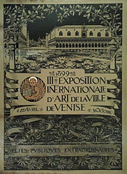 Sezanne Augusto - III. Exposition Internationale