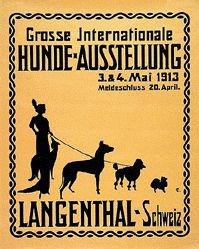 Anonym - Hunde-Ausstellung