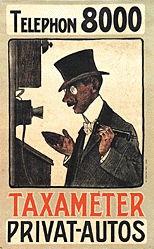 Anonym - Taxameter