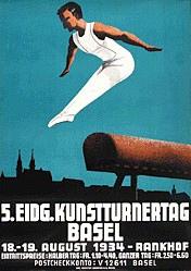 Anonym - 5. Eidg. Kunstturnertag
