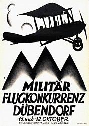 Baumberger Otto - Militär Flugkonkurrenz