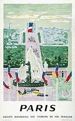 Cavaillès Jean-Jules-Louis - SNCF - Paris