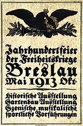 Drobek - Jahrhunderfeier der Freiheitskriege