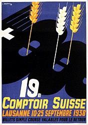 Henchoz Samuel - Comptoir Suisse Lausanne