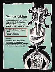 Honegger-Lavater Gottfried - Das Komödchen
