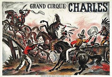 Anonym - Cirque Charles