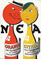 Laubi Hugo - Nea Orange