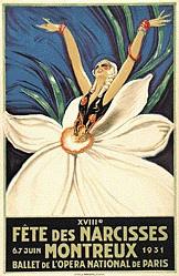 Anonym - XVIIIe Fête des Narcisses
