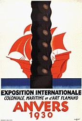 Marfurt Leo - Exposition Anvers