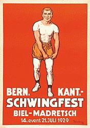 Meier Borno - Bern. Kant. Schwingfest