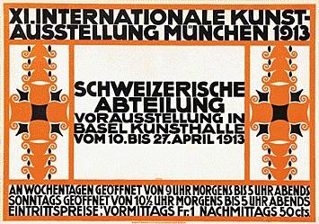 Merz - Kunstausstellung München