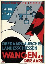 Monogramm A.R. - Oberaargauisches