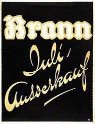 Monogramm B. - Brann
