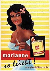Anonym - Marianne