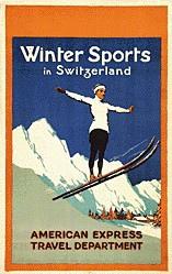 Anonym - Winter Sports in Switzerland