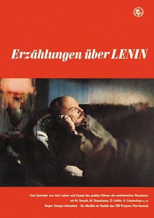 Anonym - Erzählungen über Lenin