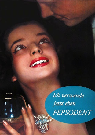 Lintas Werbeagentur - Pepsodent
