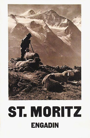 Steiner Albert (Photo) - St. Moritz