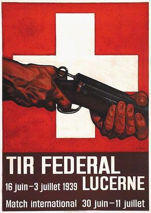 Hodel Ernst - Tir fédéral Lucerne