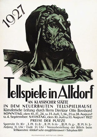 Anonym - Tellspiele Altdorf