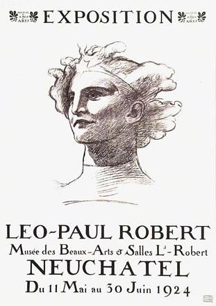 Robert Leo-Paul - Leo-Paul Robert