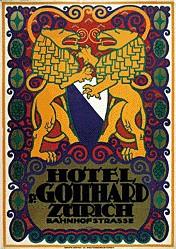 Roth Erwin - Hotel St. Gotthard Zürich