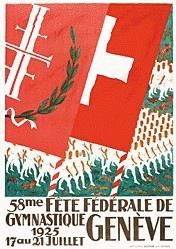 Schlegel Karl - Fête fédéral