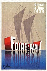 Solon Albert - Foire de Paris