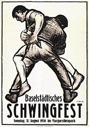Wenk Wilhelm - Baselstädtisches Schwingfest