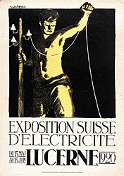 Zürcher Hans - Exposition d'Electricité