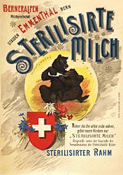 Abegg Hermann - Sterilisirte Milch